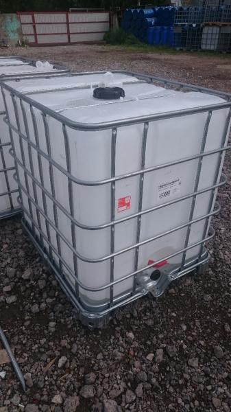 Еврокуб 1000 л, новый (поддон металл/пластик,б\у)