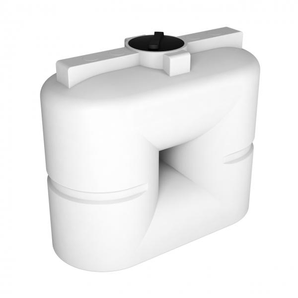 Универсальная ёмкость тысячу литров из пищевого пластика с сертификатом соответствия для питьевой воды или дизельного топлива по самой низкой цене в Москве.