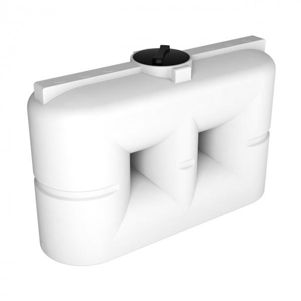 вертикальная пластиковая ёмкость объёмом две тонны(две тысячи литров),по габаритам можно установит в помещении,для воды,дизеля по самой низкой цене в Москве.
