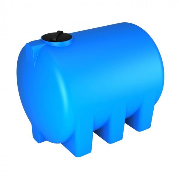 Пластиковая ёмкость объёмом пять тонн(пять тысяч литров) для топлива или воды из пищевого,прочного пластика,по самой дешёвой цене в Москве.