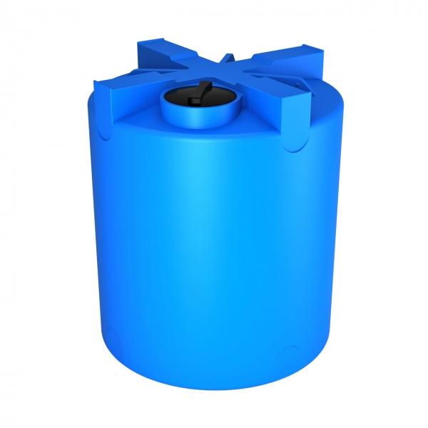 Пластиковая ёмкость объёмом пять тысяч литров(пять тонн) для питьевой воды или дизельного топлива(солярки) по самой низкой цене в Москве.