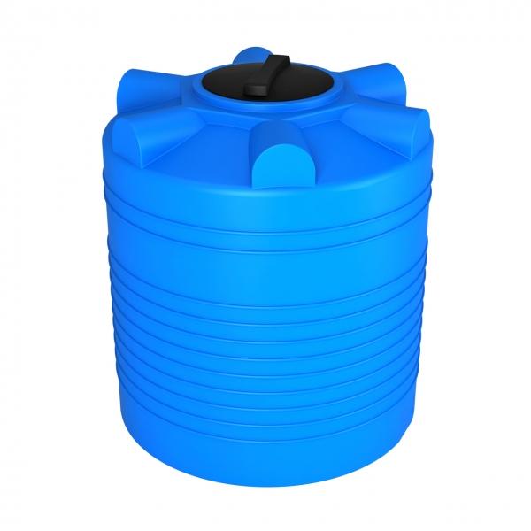 Пластиковая ёмкость новая для питьевой воды,дизеля,солярки или пищевых продуктов,объёмом пятьсот литров по самой низкой цене в Москве.