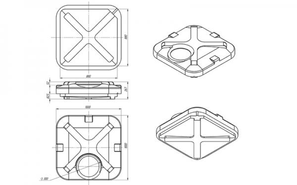 Баки для дачной душевой кабины по низкой цене в Москве, легко транспортируемые емкости из полиэтилена. Они предназначены для использования в уличных условиях
