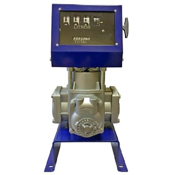 топливный счётчик с минимальной погрешностью,самый точный из алюминего и железного каркаса по оптовой цене в москве.