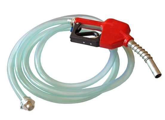 Шланг для топлива,дизеля -Материал ПВХ. Рабочая температура:-35°C/ +60°C. Прочность при разрыве, МПа (кг/см2): 9/8(100).