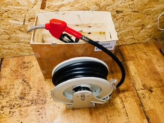 Катушка в комплекте с топливным шлангом 3\4 дюйма 10 м