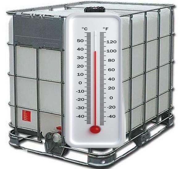 Еврокуб 1000 л, б/у, чистый пропаренный с подогревом 2 тэна (поддон металл/пластик)