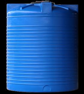 Ёмкость VERT 3000 blue