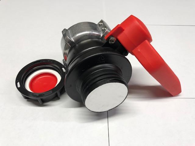 Шаровый кран EPDM GASKET S60X6 THREAD (DN50 ×75MM)